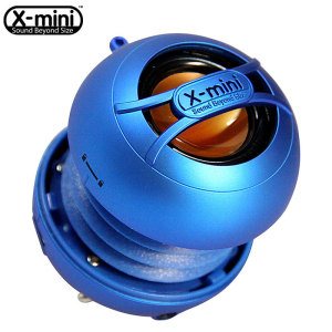 XMI X-Mini UNO Rechargeable Speaker - Blue
