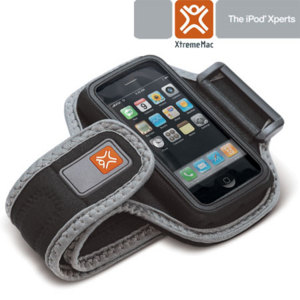 XtremeMac Sportwrap Armband - Apple iPhone and iPod Touch