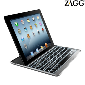 ZAGGkeys PROplus Keyboard Case for Apple iPad 2 / 3 / 4