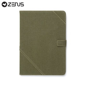 Zenus Cambridge Diary for Galaxy Note 10.1(2014) - Khaki