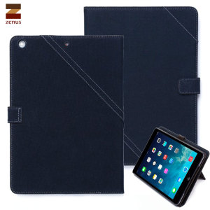 Zenus Cambridge Diary for iPad Air - Navy
