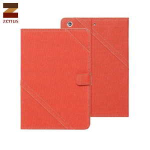 Zenus Cambridge Diary iPad Mini 2 - Orange