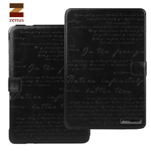 Zenus Lettering Case for Samsung Galaxy Tab 2 10.1 - Black