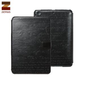 Zenus Lettering Diary iPad Mini 2 - Black