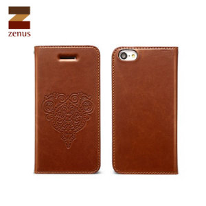 Zenus Masstige Retro Z Diary for iPhone 5C - Brown