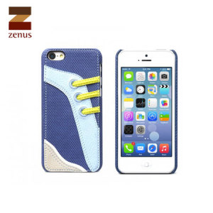 Zenus Masstige Sneakers Bar iPhone 5C Case - Blue