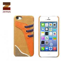 Zenus Masstige Sneakers Bar iPhone 5C Case - Camel