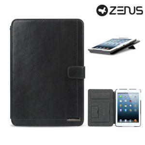 Zenus Neo Classic Diary for iPad Mini 2 / iPad Mini - Dark Grey