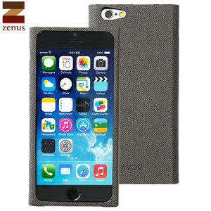 Zenus Square Bar iPhone 6 Case - Grey