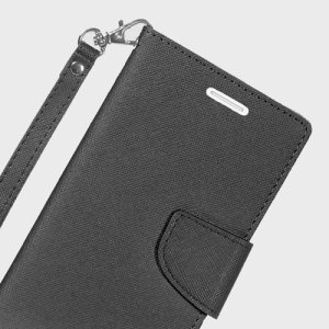 zizo google pixel flip wallet cover black 3 just with one