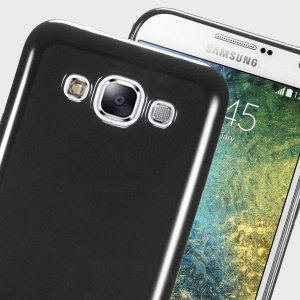 Zizo Samsung Galaxy E5 Gel Case - Black