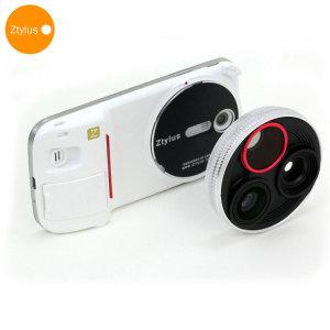 Ztylus 4 in 1 Camera Case & Revolver Lens Kit for Samsung Galaxy S4