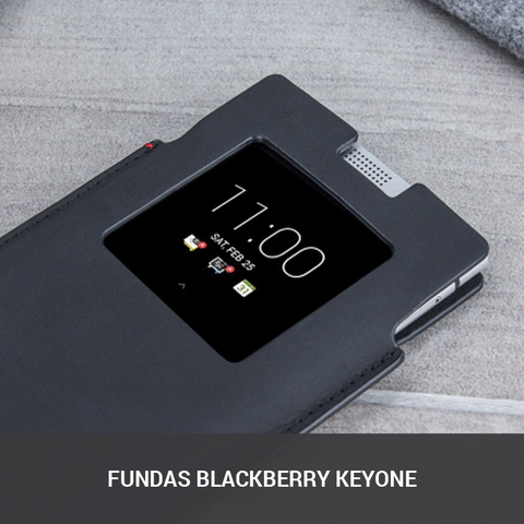 Fundas BlackBerry KEYone