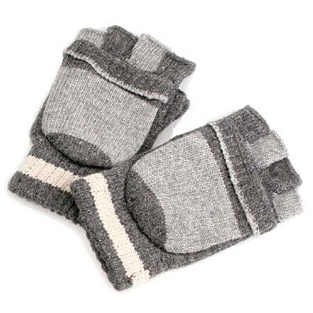 USB Heating Gloves - Grey