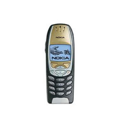 Sim Free Nokia 6310i Black & Gold - Grade A