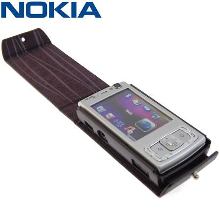 nokia n95 hard leather case rh mobilefun co uk Nokia N97 Nokia N97