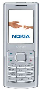 Sim Free Mobile Phone - Nokia 6500 Classic - Silver