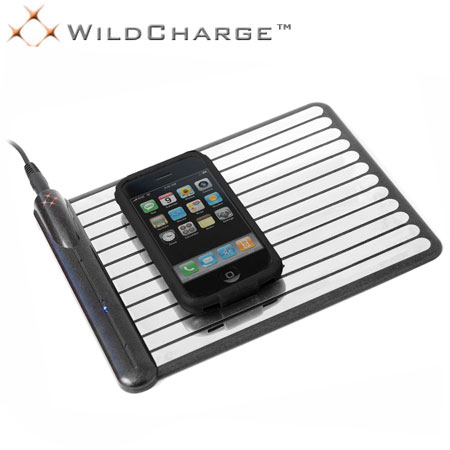 WildCharge Universal Wireless Charger & iPod Touch Adapter