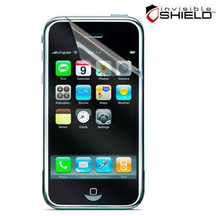 Protection intégrale InvisibleSHIELD pour Iphone 3GS / 3G