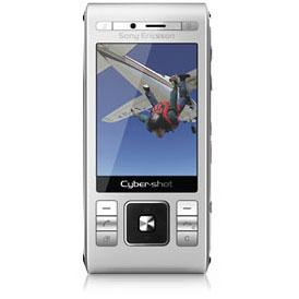 Sim Free Sony Ericsson C905 - Ice Silver