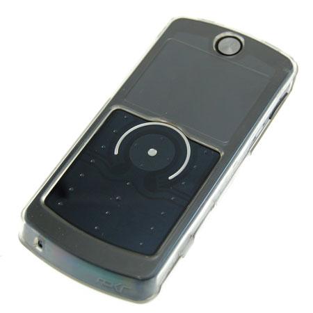 Crystal Case - Motorola ROKR E8