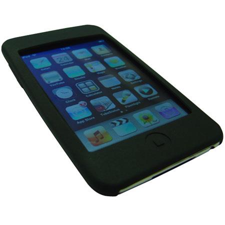 silicone case ipod touch 2g black rh mobilefun co uk iPod Touch 8GB User Manual iPod Touch 5G User Guide