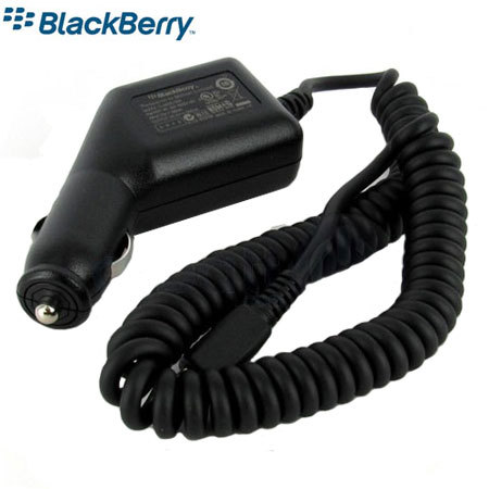BlackBerry Car Charger - Micro USB - ASY-18083-001