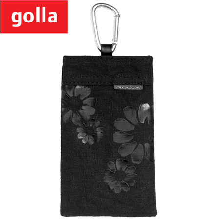 Golla Letti Mobile Phone Bag - Black