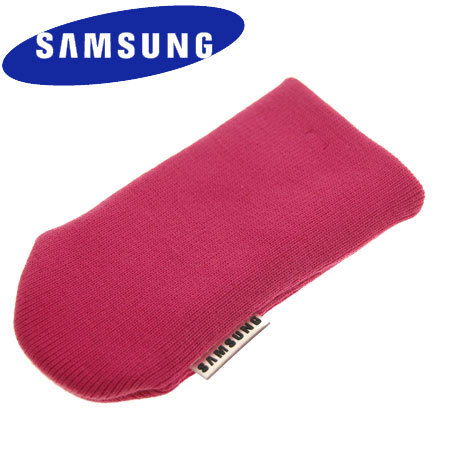 Samsung Carry Sock - Pink