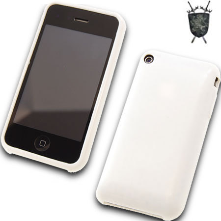 FlexiShield Skin For The iPhone 3GS /3G - White