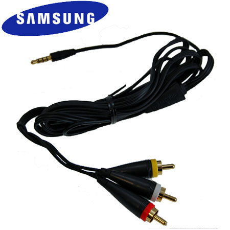 Samsung Tv Out Cable 3 5mm Phones