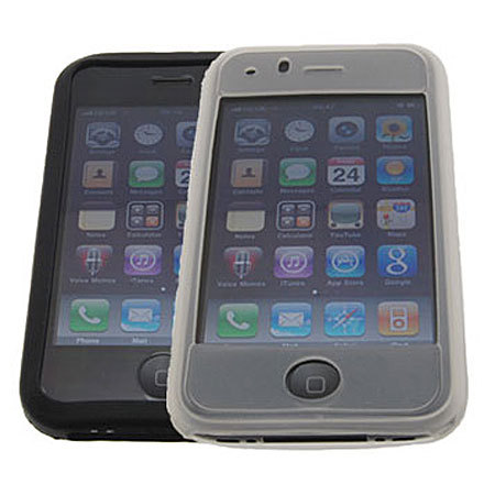 Silicone Case for Apple iPhone 3G S / 3G