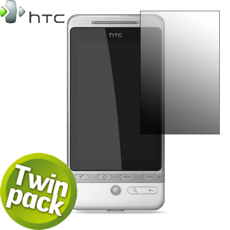 HTC Hero Screen Protector SP P260 - Twin Pack
