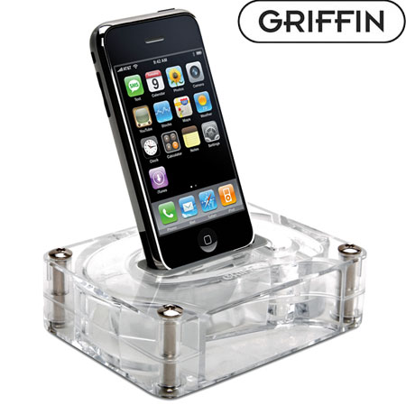 Griffin AirCurve Acoustic Amplifier for iPhone 3GS 3G