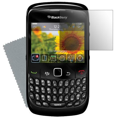MFX Screen Protector - BlackBerry 8520 Curve