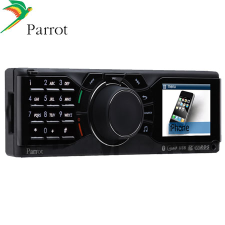 parrot rki8400 bluetooth autoradio freisprecheinrichtung. Black Bedroom Furniture Sets. Home Design Ideas