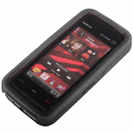 Nokia 5530 XpressMusic Black Red - kopen - Belsimpel | 450x450