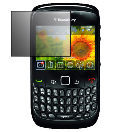 Martin Fields Screen Protector - BlackBerry Curve