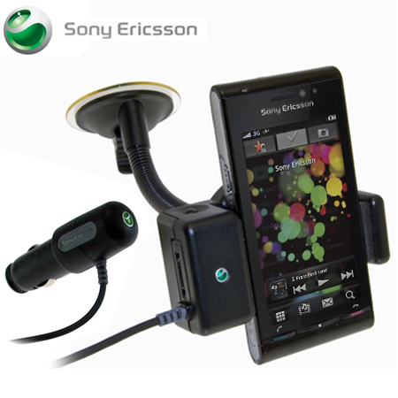 Ericsson Satio Car Accessory Pack