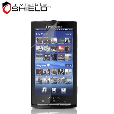 InvisibleSHIELD Full Body Protector - Sony Ericsson Xperia X10