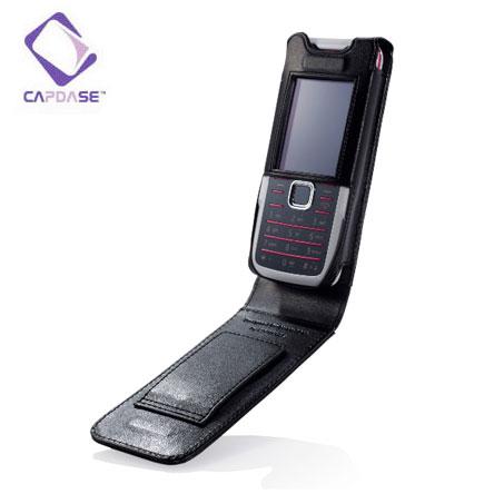 best service d1e89 c17ed Capdase Classic Leather Flip Case For Nokia 7210 Supernova