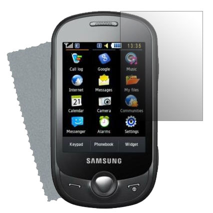 MFX Screen Protector - Samsung C3510