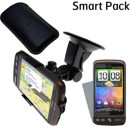 Smart Pack pour le HTC Desire
