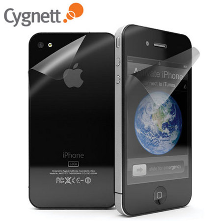 Cygnett OpticClear Screen Protector - iPhone 4S / 4