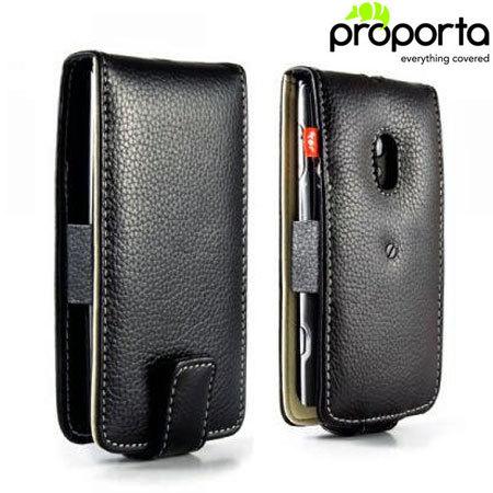 Proporta Alu-Leather Case For Sony Ericsson Xperia X10