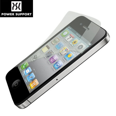 Power Support Anti-Glare Film Set - iPhone 4S / 4