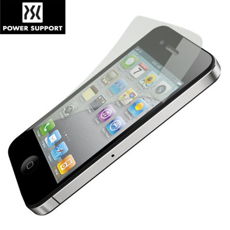 Power Support Crystal Film Set - iPhone 4S / 4