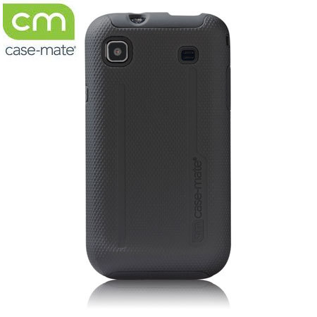 Case-Mate Tough Case - Samsung Galaxy S - Black