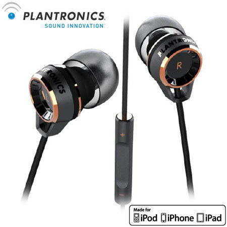 Plantronics BackBeat 216 Stereo Headphones with Mic