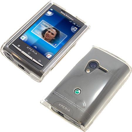 Crystal Case Sony Ericsson Xperia X10 Mini